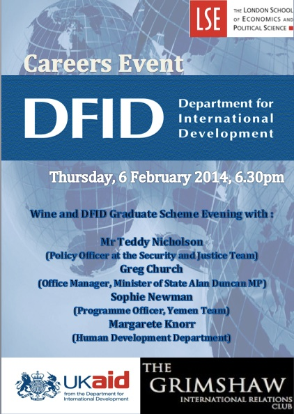 DFID Flyer